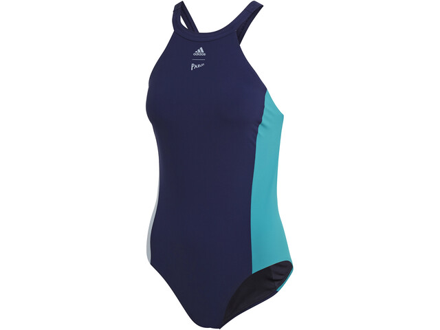 adidas Fitness Parley Hero Swimsuit Women legend ink